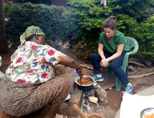 Tanzanian Food Cooking Lesson half day